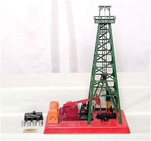 Lionel 455 oil derrick, Ex Condition.