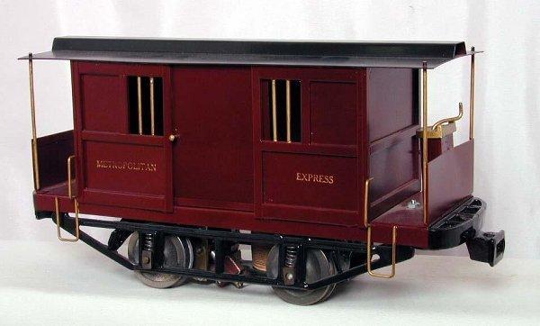 2020: Reproduction Lionel 2 7/8' 800 boxcar