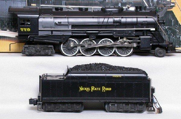 2: Lionel 8215 Nickel Plate Road 2-8-4 779, NIB