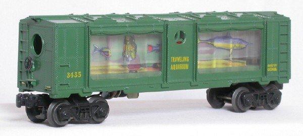 3: Lionel 3435 aquarium car