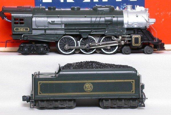 8: Lionel 8476 5484 TCA 4-6-4 and tender, NIB