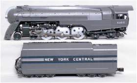 32: Lionel 18027 NYC Dreyfuss Hudson w/ roller case