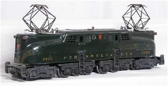 427: Lionel 2330 green GG1