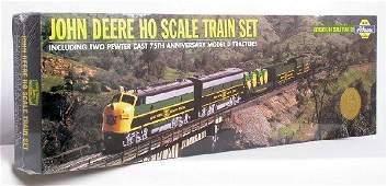 513 Athearn John Deere HO Train Set sealed NIB