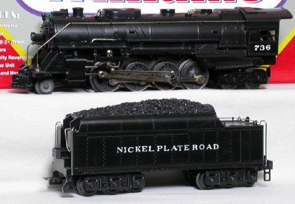 2011: Williams Berkshire Diecast Steam 2-8-4 NKP