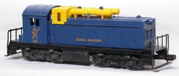 2022: Lionel 614 Alaska Railroad NW-2 Switcher