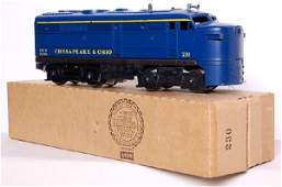 2931 Lionel 230 CO Alco A Diesel Mint Boxed