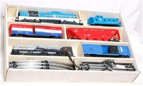 1011: Mint Lionel 12800 boxed 2346 Boston and Maine