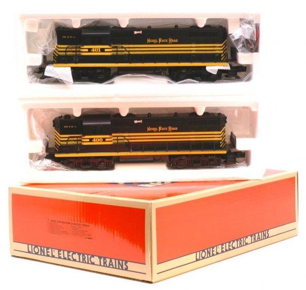 1007: Lionel 18505 NPR GP-7 Diesels MINT Boxed