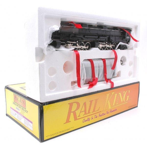 1240: MTH Rail King 30-1129-1 UP Big Boy MINT Boxed