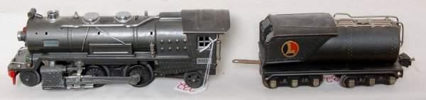 232: Lionel prewar 263E loco and tender