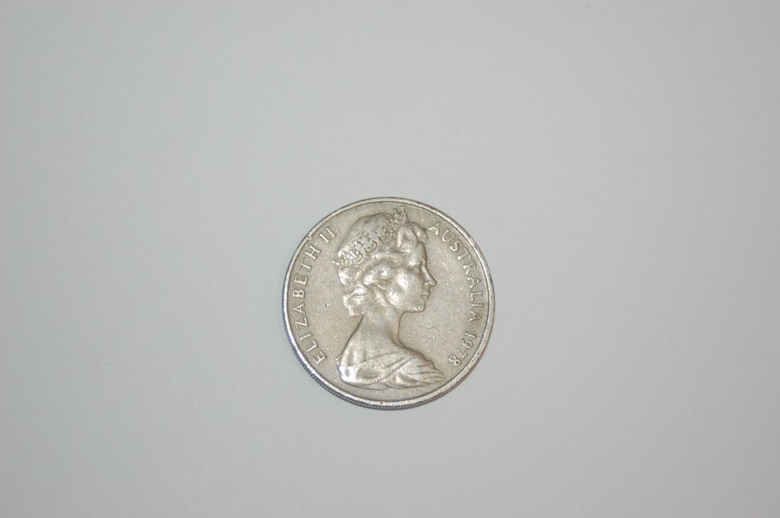1978 AUSTRALIA COIN