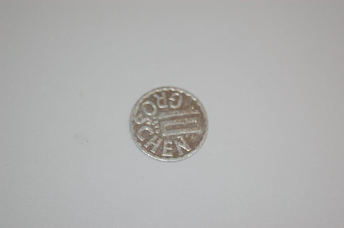 1990 AUSTRIA 10 GROSHEN