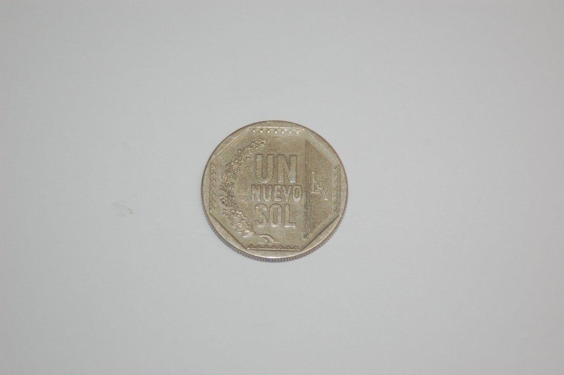 2003 PERU SOL