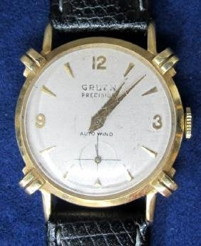 Gruen Gents Wrist Watch