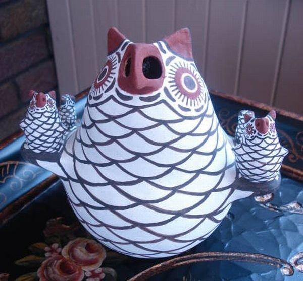 5: Zuni Pottery