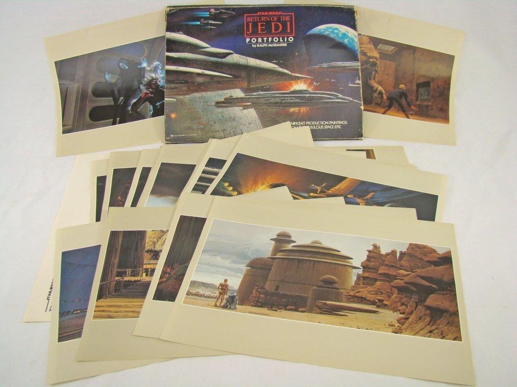 1060: Return of the Jedi Portfolio