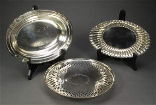 3 Asst Sterling Pieces, Reed & Barton, Gorham