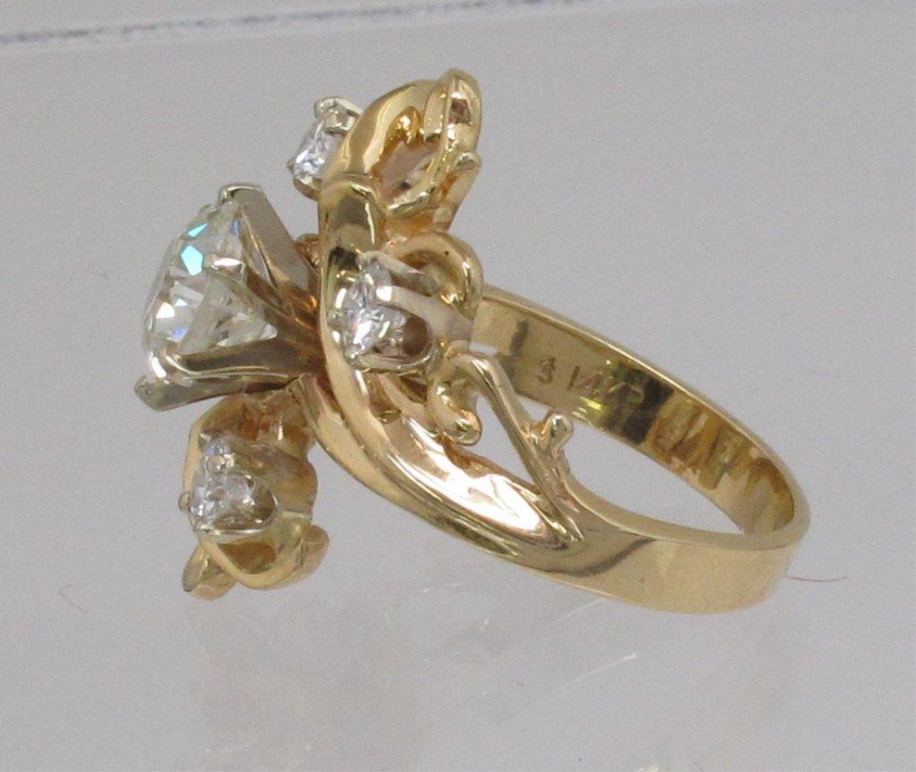 3.22 Ct. Lady's Diamond Ring - 2