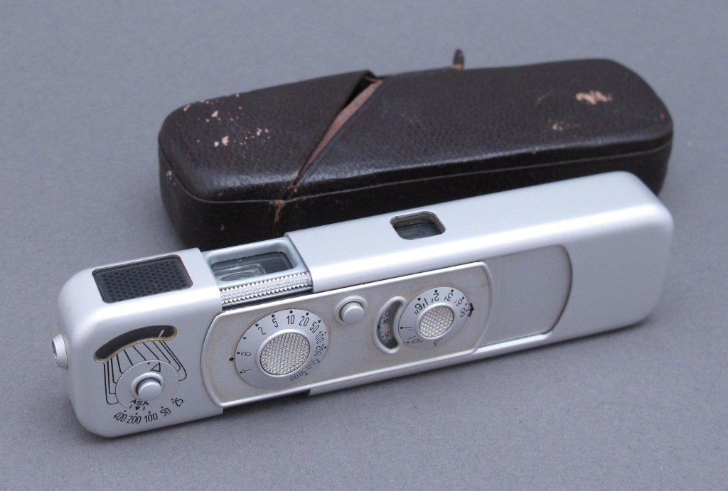 Minox B Subminiature Spy Camera, Germany, 1968 - 2