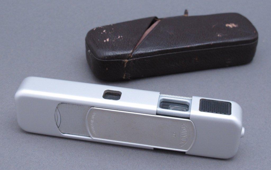 Minox B Subminiature Spy Camera, Germany, 1968 - 3