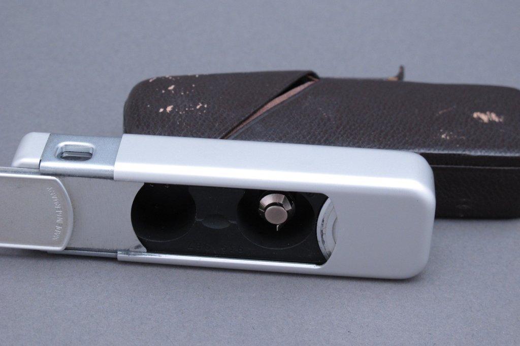 Minox B Subminiature Spy Camera, Germany, 1968 - 4