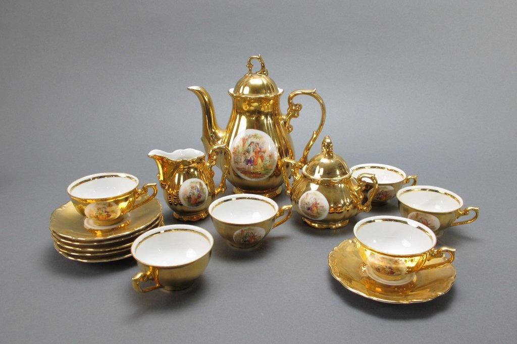 Bavaria Schlottenhof Tea Set