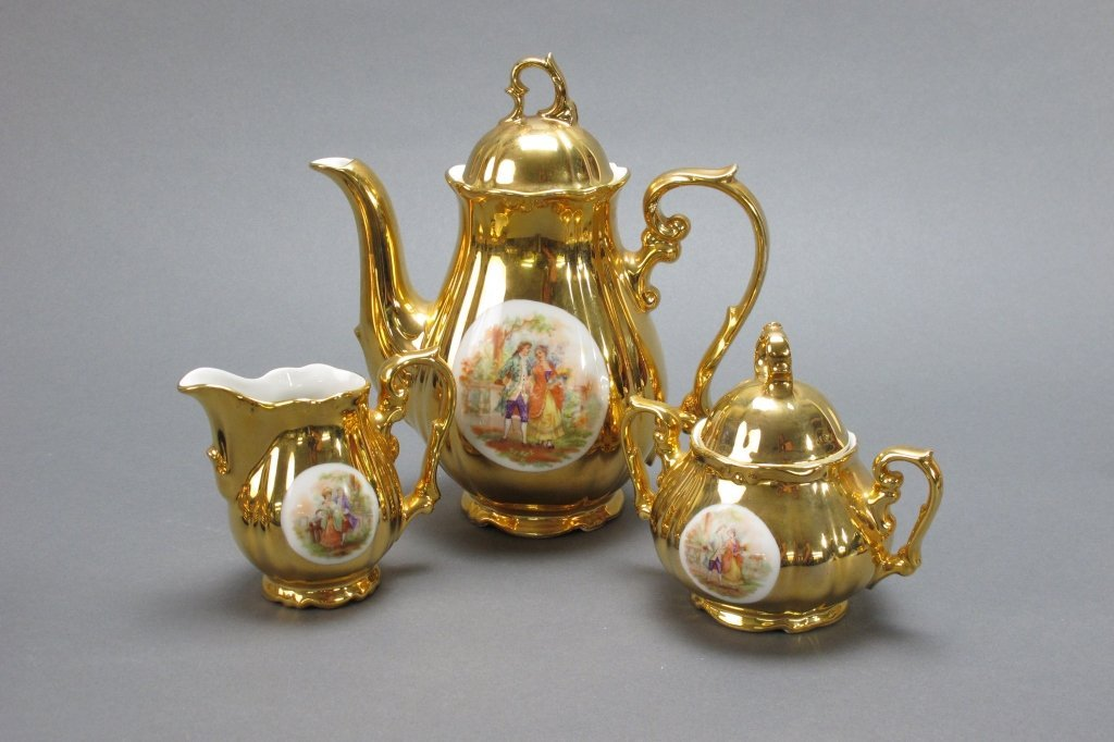 Bavaria Schlottenhof Tea Set - 2