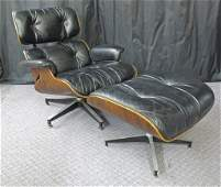Eames for Miller Lounge Chair with Ottoman