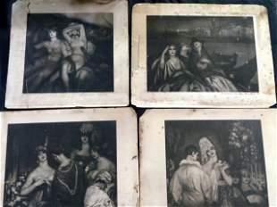 4 Federico Beltran Masses Lithographs