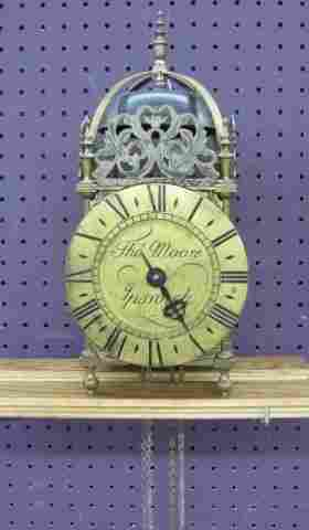 Thomas Moore Ipswich Clock