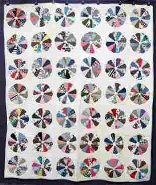 3- Quilts, Ca 1930-1940