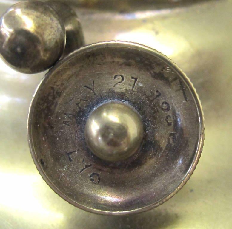 """Antique """"Triumph of Art' Juno Lamp - 6"""