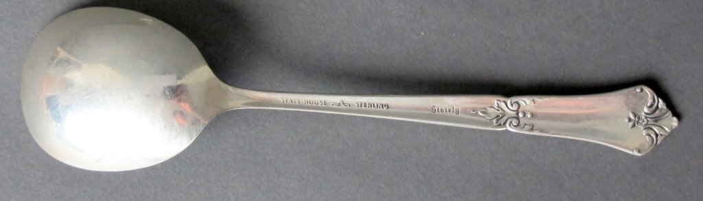 54 Pc State House Sterling Flatware - 3