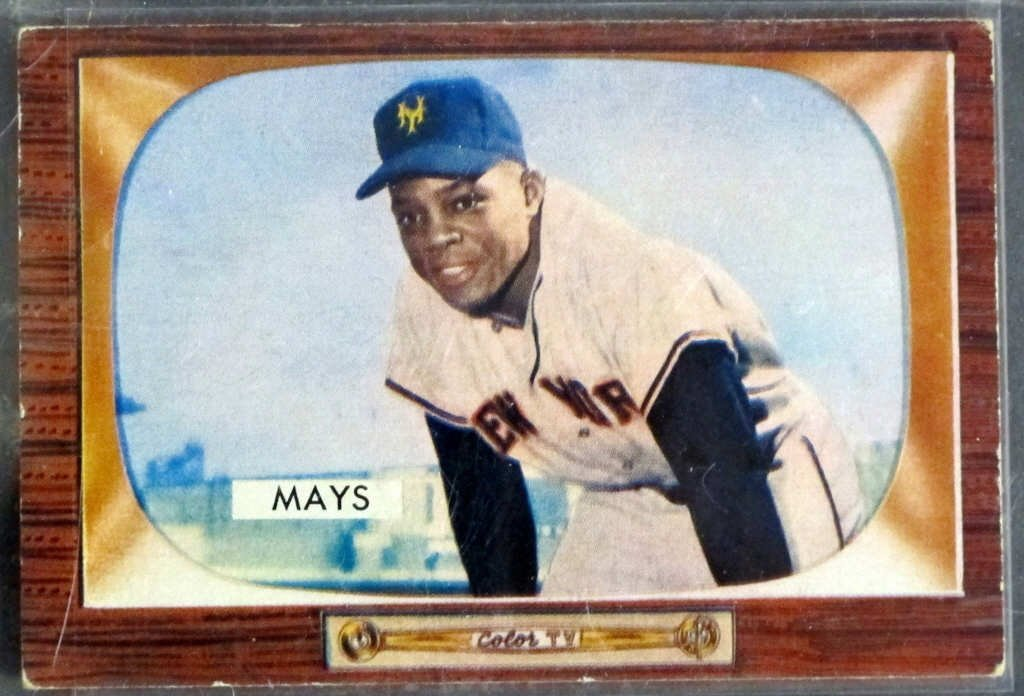 1955 Bowman Baseball Card