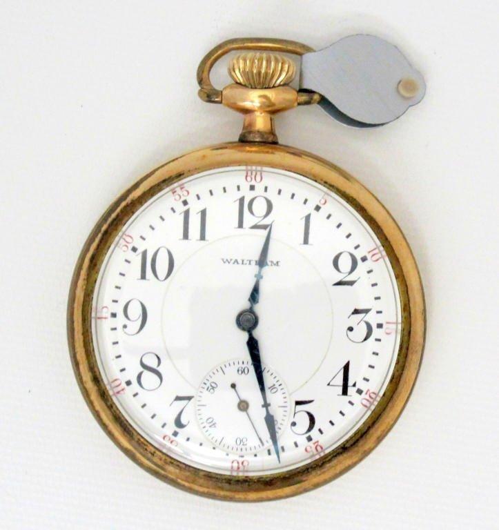 Gent's Waltham Vanguard Pocketwatch