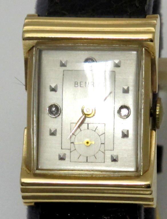 Benrus Wrist Watch