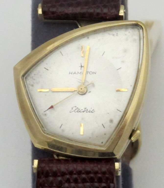 Hamilton Electric Wrist Watch Altair