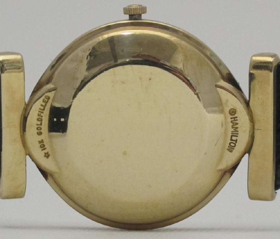 Hamilton Electric Watch Titan II Ca. 1961 - 2