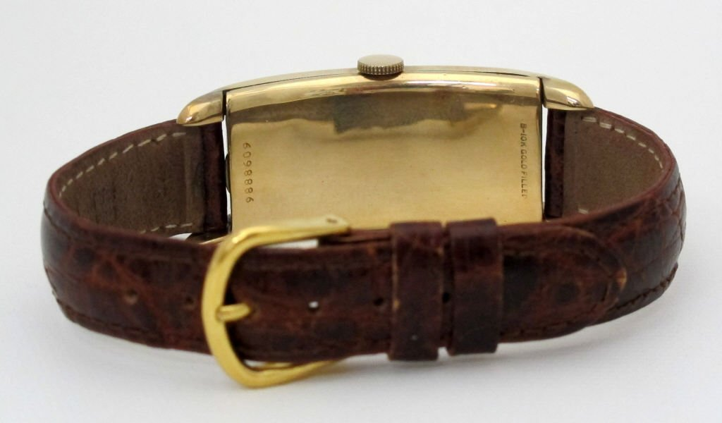 Bulova Wrist Watch Triple Signed 21J - 3