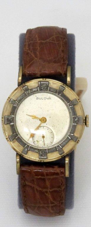 Bulova Wrist Watch 21J
