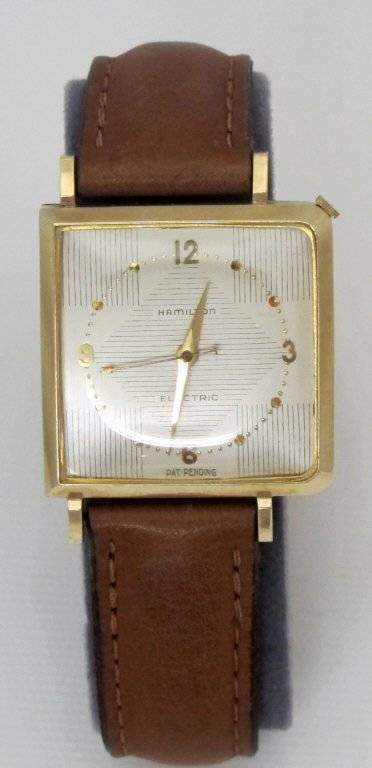 Hamilton Electric Victor Watch