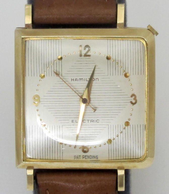 Hamilton Electric Victor Watch - 2