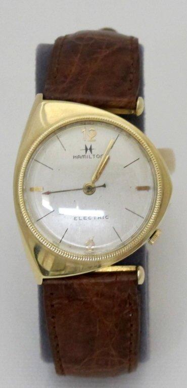 Hamilton Electric Savitar Watch