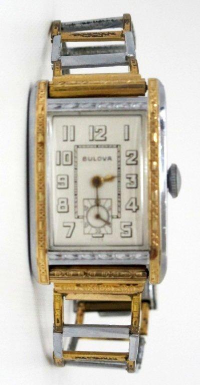 Bulova Wrist Watch 17J