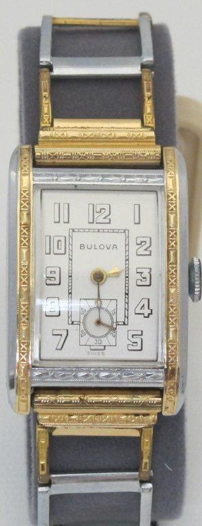 Bulova Wrist Watch 17J - 3