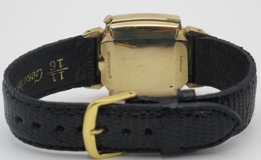 Hamitlon Electric Wrist Watch - 2