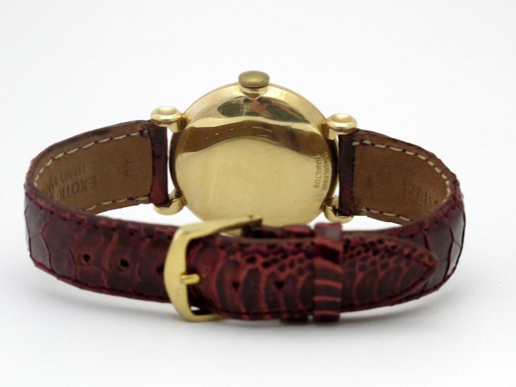Hamilton Mechanical Wrist Watch Fleetwood - 2