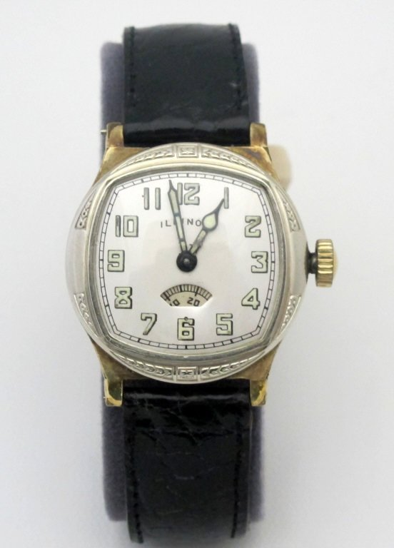 Illinois Mechanical Wrist Watch Guardian