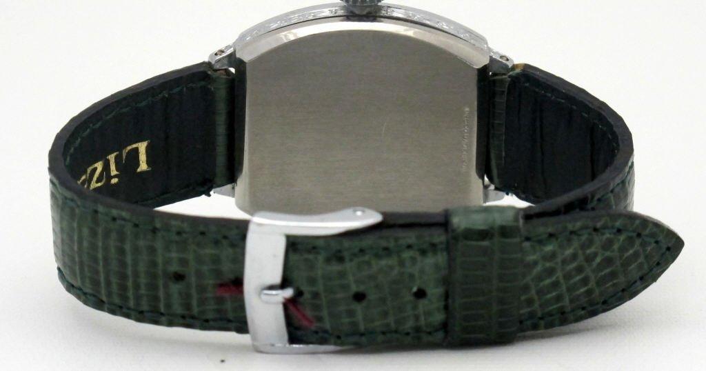 Illinois Mechanical Wrist Watch 17J - 3